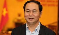 Presidente vietnamita visitará Rusia y Bielorrussia