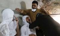 Siria rechaza informe sobre uso de armas químicas