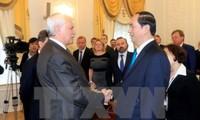 Presidente vietnamita concluye su visita oficial a Rusia