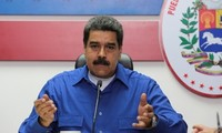 Presidente venezolano pide las conversaciones de paz con la oposición