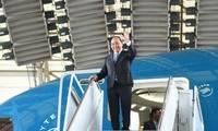 Jefe de gobierno vietnamita finaliza su visita a Alemania y su asistencia a la Cumbre del G20