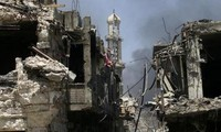 Conflictos en curso en Mosul después de la victoria del Ejército del Gobierno iraquí