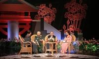 Celebran puente de televisión Vietnam-Laos