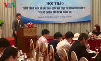 Apuestan por garantizar los derechos civiles y políticos de los ciudadanos vietnamitas