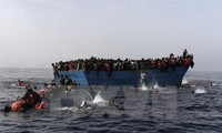 Crisis migratoria: Italia aprueba una misión naval en Libia