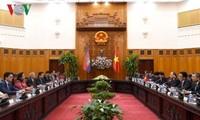 Vietnam y Camboya afianzan relaciones multifacéticas