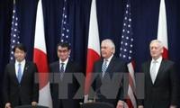 Japón y Estados Unidos refuerzan sus nexos para enfrentar las amenazas de Corea del Norte