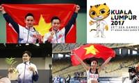 La delegación deportiva de Vietnam cumple su meta en los SEA Games 29