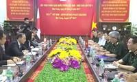 Vietnam y Japón refuerzan las relaciones de cooperación en defensa