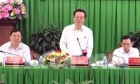 Parlamentario vietnamita pide una conexión interregional efectiva en el Delta del Mekong