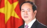 El presidente vietnamita felicita a los estudiantes por el nuevo año escolar