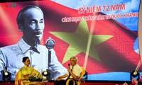 Vietnamitas en el país y el exterior celebran el Día de la Independencia Nacional