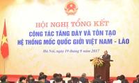 Vietnam y Laos terminan la demarcación fronteriza con 1002 hitos