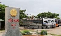 Construyen la frontera entre Vietnam y Laos a favor de la amistad, la cooperación y el desarrollo