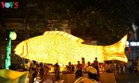 La Ciudad de Tuyen Quang en fiesta del Medio Otoño