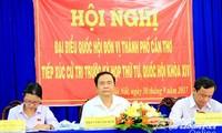 Piden a reestructurar la agricultura en la ciudad sureña de Can Tho