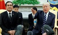 Estados Unidos y Tailandia llaman a una solución pacífica de las disputas en el Mar Oriental