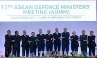 Ratifican la cooperación en Defensa entre los países de la Asean por la paz en la región