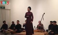 Noche de poesía de Heinrich Heine: combinación armoniosa con la música folclórica vietnamita