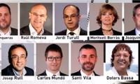 Fiscal española solicita orden de arresto para ex líder catalán