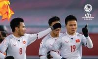 Equipo sub-23 de Vietnam va a la final del Campeonato Asiático de Fútbol