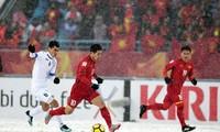Sub-23 de fútbol de Vietnam impresiona a medios internacionales
