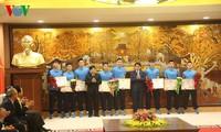 Dirigente de Hanói alaba los logros del equipo de fútbol sub-23