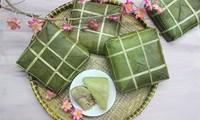 """La arraigada costumbre vietnamita vinculada con el """"banh chung"""""""