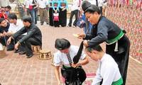 La boda tradicional de la etnia Thai Negro en Son La