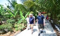 En alza la afluencia turística internacional en Vietnam en los primeros cuatro meses de 2018