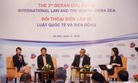 Tercer Diálogo sobre Mar en Vietnam enfocado en la situación en el Mar del Este