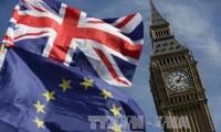 Manifestantes en Londres piden consulta popular sobre el acuerdo final del Brexit