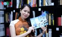 Una joven vietnamita y su iniciativa de presentar el mar y las islas patrias en el exterior