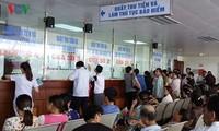 Registran cada vez mayor número de beneficiarios del seguro médico en Vietnam