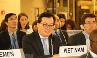 Vietnam contribuye proactivamente en la 38 reunión del Consejo de Derechos Humanos de la ONU