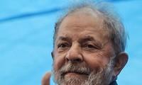 Un juez pide la liberación del ex presidente de Brasil Lula da Silva