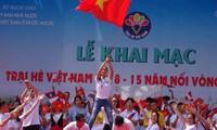 Campamento veraniego cumple 15 años de conexión entre jóvenes vietnamitas en ultramar