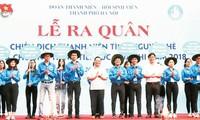Jóvenes capitalinos encabezan las actividades voluntarias por la comunidad en Vietnam
