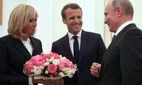 Francia e Italia esperan recuperar la cooperación con Rusia