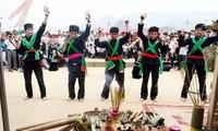 Etnia Cong en Lai Chau y su tradicional fiesta de maíz