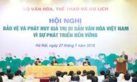 Exaltan la importancia de la preservación y promoción de patrimonios culturales en Vietnam