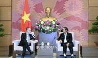 Vietnam y Argentina buscan impulsar cooperación legislativa