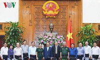 Ponderan labor de la Asociación de Vietnamitas Víctimas del Agente Naranja/Dioxina