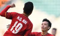 Prensa internacional alaba a la selección de fútbol olímpica de Vietnam en Asiad 2018