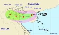 Vietnam se prepara ante la llegada de la tormenta tropical Bebinca