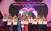 Promueven en Vietnam actividades humanitarias y de solidaridad en saludo al Día Nacional