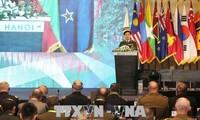 Inauguran en Hanói seminario sobre cooperación de las infanterías del Pacífico