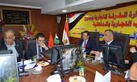 Prensa egipcia aprecia perspectivas de cooperación multifacética con Vietnam