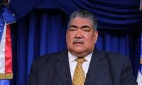 Dirigente dominicano ratifica el interés de su país de afianzar relaciones con Vietnam