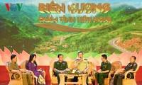 Hacia fronteras de paz y amistad entre Vietnam y los países vecinos